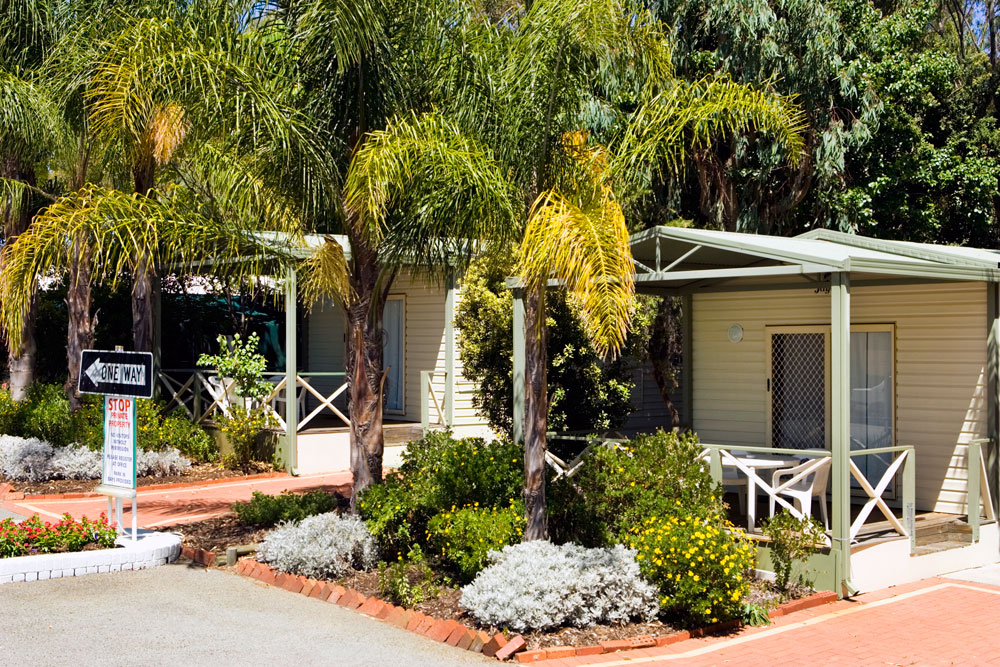 Kingsway Tourist Park - Perth - Acclaim Holiday Parks