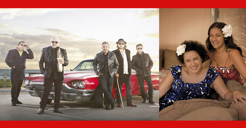 The Black Sorrows at Houghtons - What's on in the Swan Valley