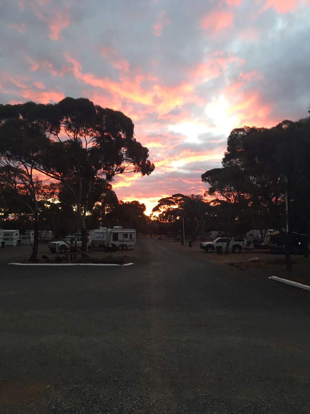 Gateway Caravan Park welcomes you to Norseman