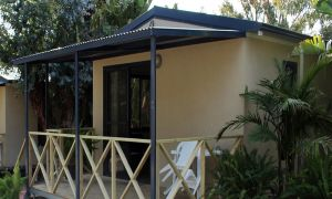 Find out more about Studio Ensuite Cabin